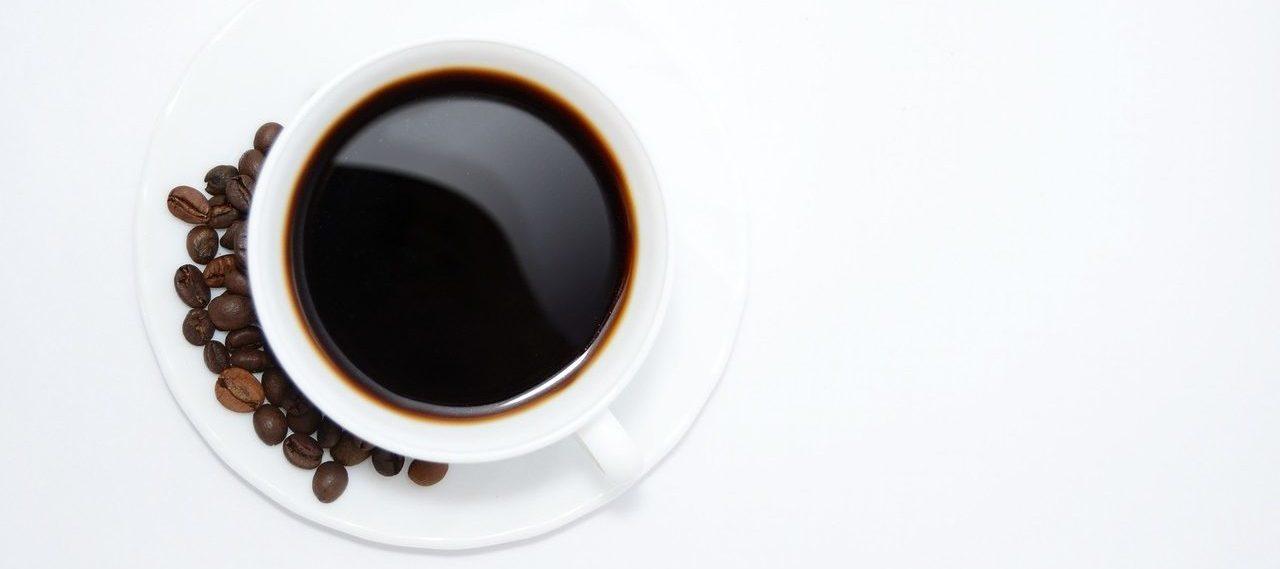 naturalne spalacze tłuszczu - kofeina
